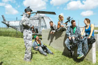 Paintball Madrid Sur Action Live