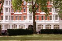 Exterior, Malmaison London