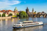 Prague - river cruise