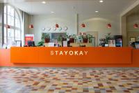 Stay Okay Zeeburg - Reception Zeeburg