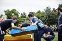 Pyramids team activity challenge