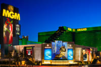 Mgm Grand casino - exterior