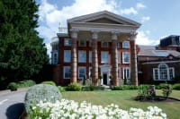 Hendon Hall - front of house