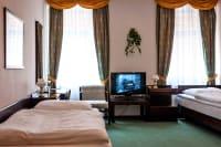 Hotel Omega Brno - Bedroom