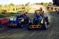 Rally Karting Centre - outdoor track
