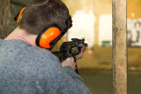 Riga Target Shooting Guns kalashnikov rifle stag
