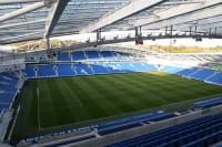 American Express Community Stadium - inside stadium