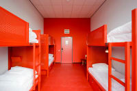 Wow hostel - dormitory
