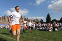 School Sports Day Running