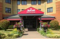 Marriott huntingdon - exterior