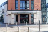 Jurys Inn  Leeds exterior
