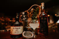 The Dead Canary Rum tasting