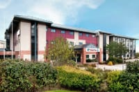 Double tree by hilton hotel Aberdeen - exterior