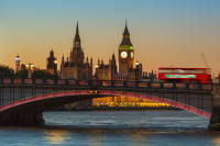 Lambeth Bridge, London