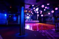 a cool nightclub