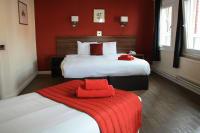 Castlefield Hotel - triple bedroom