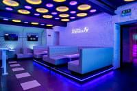 Klub Coco Krakow - booth area