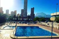Luxmar Aparthotel - Benidorm - Pool