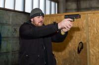Riga Miltary Combat Laser Gun Shooting stag