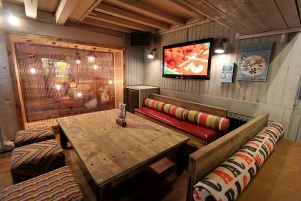 Sailors - Interior of bar-2