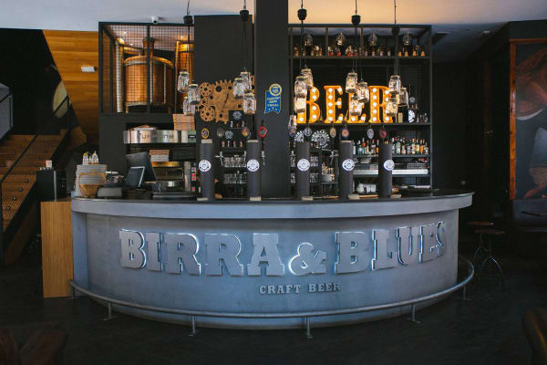 **editorial** Birra and Blues