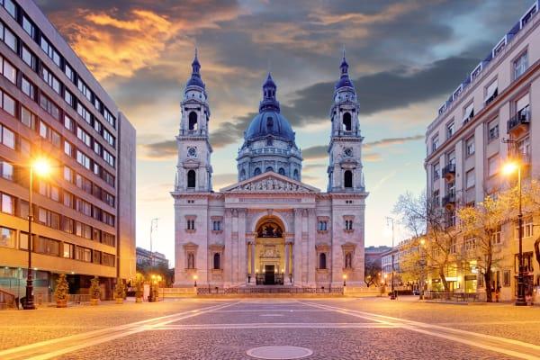 Basilica of St Stephen Budapest
