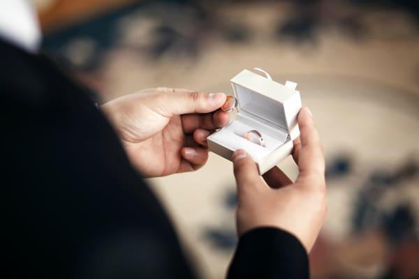 Wedding Ring - Groom - The 5 Most Awesome Men's Weddi
