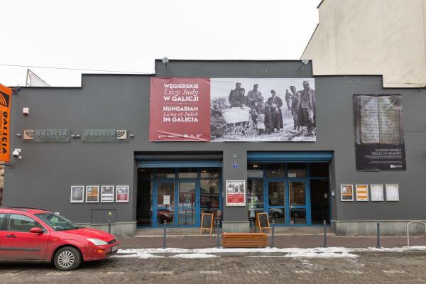 **editorial** Galicia Jewish Museum Krakow