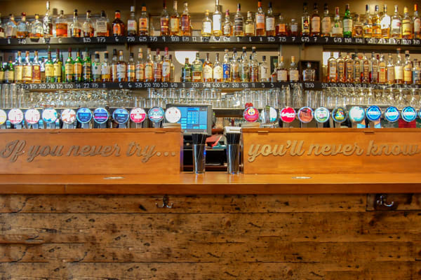 Against The Grain - Best Pubs in Dublin