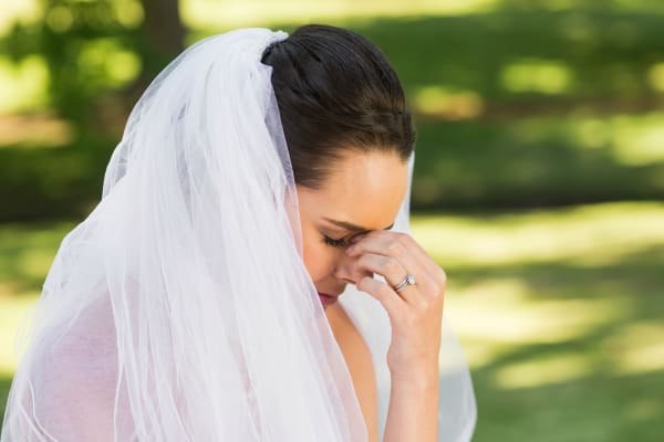 Bride - How Nervous Is Normal?