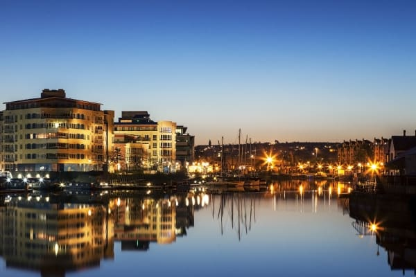 Bristol Docks and Waterfront