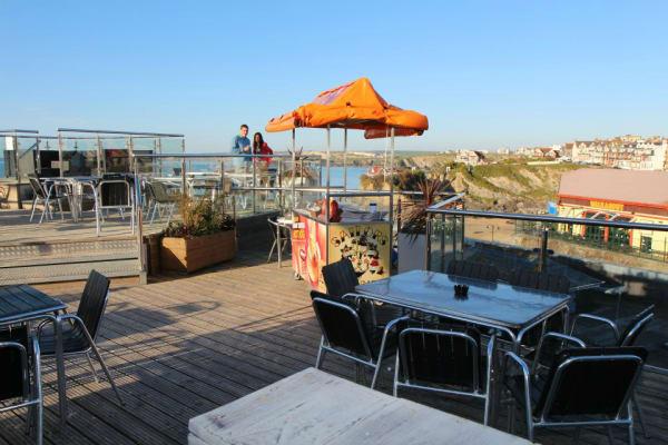 Sailors - Outside terrace area