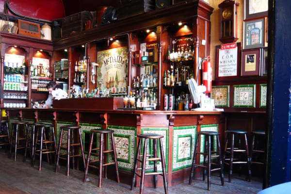McDaids - Best pub crawl in Dublin