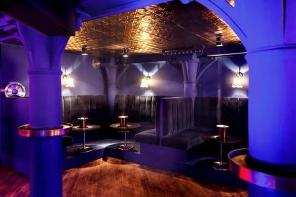 Club Nova - Interior of club-2