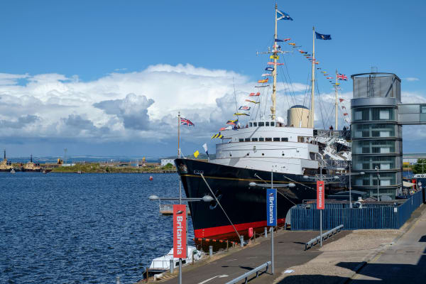 **editorial** Royal Yacht Britannia