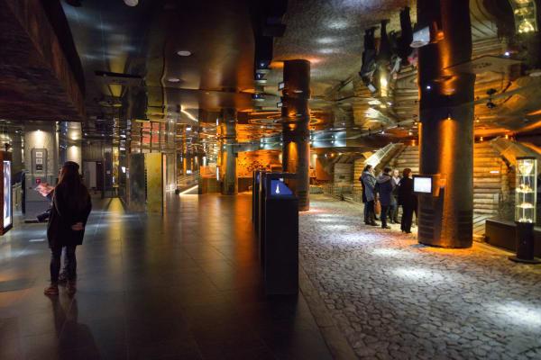 **editorial** Rynek Underground Krakow