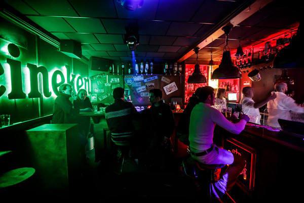Amsterdamned bar amstersam