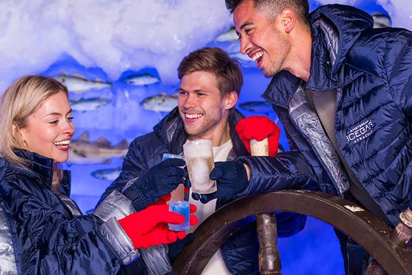 Amsterdam Icebar Xtracold
