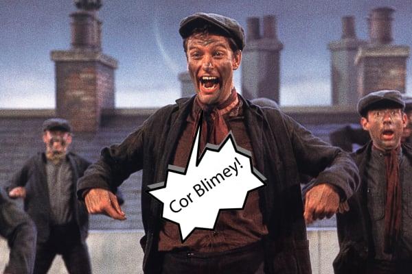 Cockney Geezer!