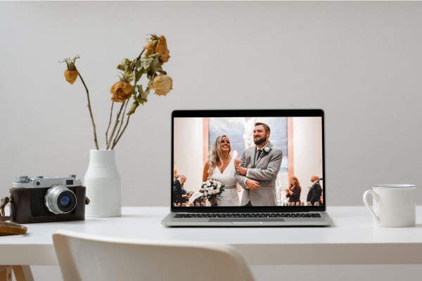 Remote Wedding