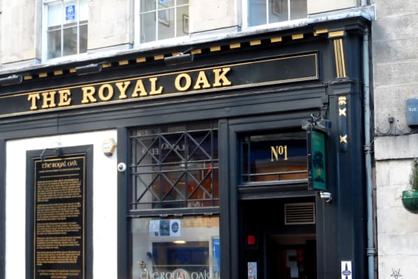 The Royal Oak - Best Pubs In Edinburgh