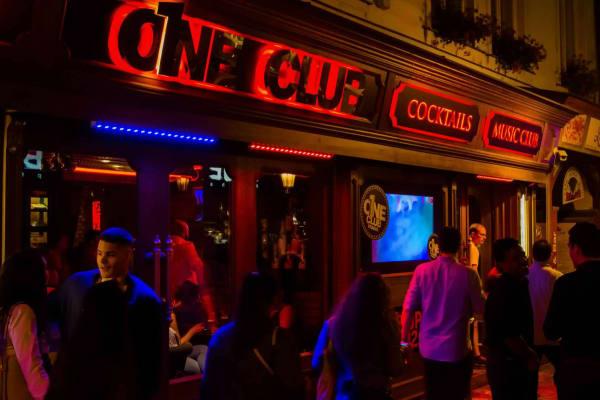 One club - exterior