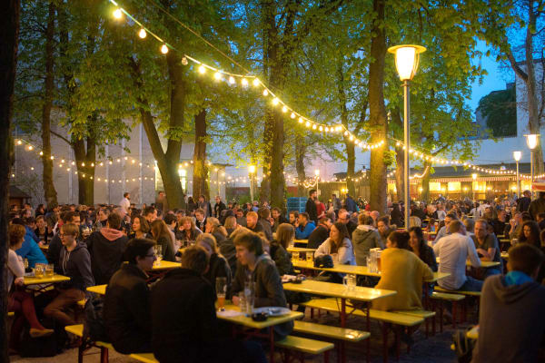 Prater - Best Beer Gardens in Berlin