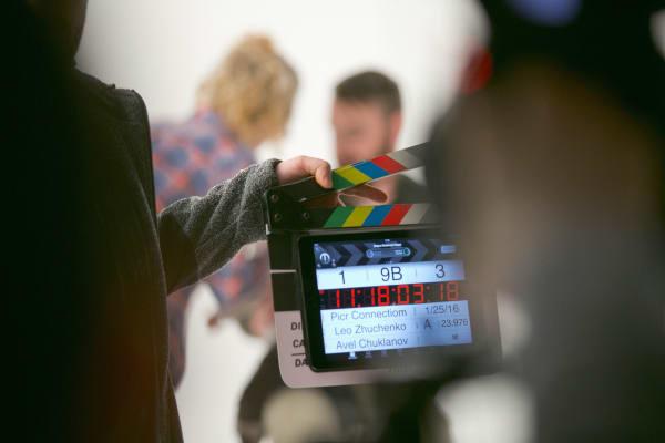 corporate ideas - ipad filming
