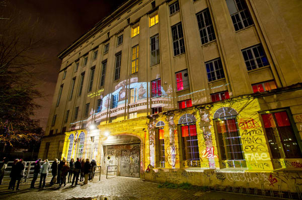 Finest Friday, Berghain nightclub, Berlin, Germany -10 Parties To Attend