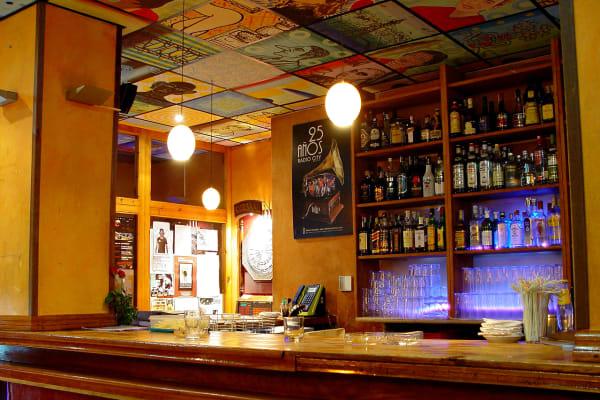Radio City - Interior Bar