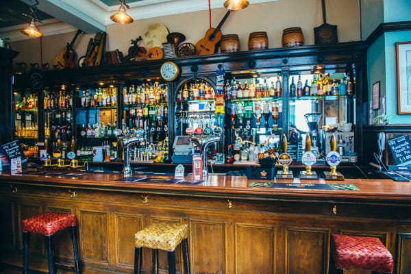 Sandy Bells - Best Pubs In Edinburgh