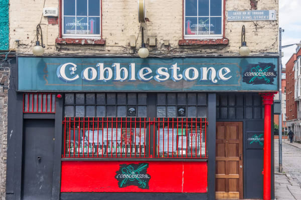 The Cobblestone - Best Pubs In Dublin