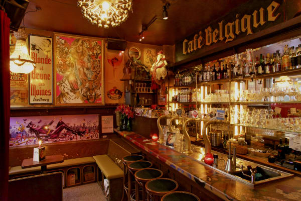 Café Belgique EDITORIAL