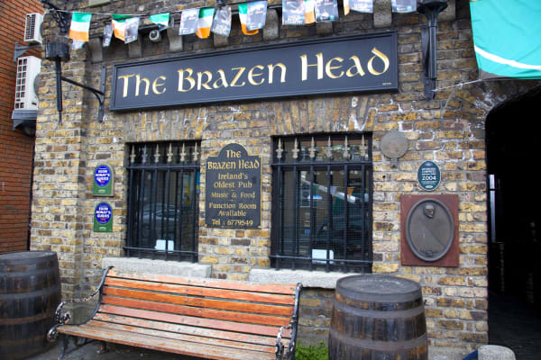 The Brazen Head - Best Pubs In Dublin